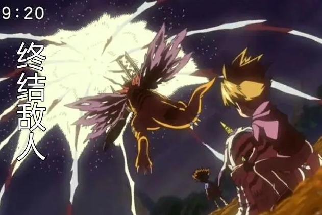 《新数码宝贝》21集 天使兽登场夺回数码蛋