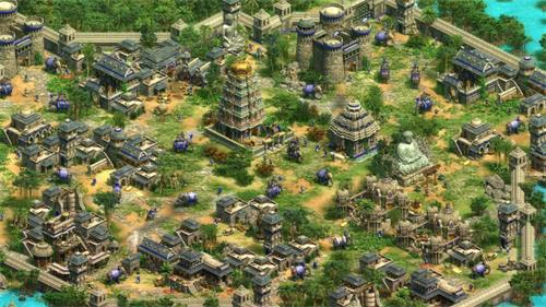 《帝国时代2》权威版评论 玩家对更新后更加逼真的AI很满意