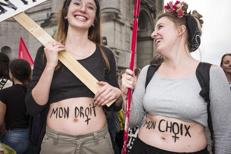 """不替性侵犯生孩子!爱尔兰""""堕胎除罪化"""":但请做好保护措施"""