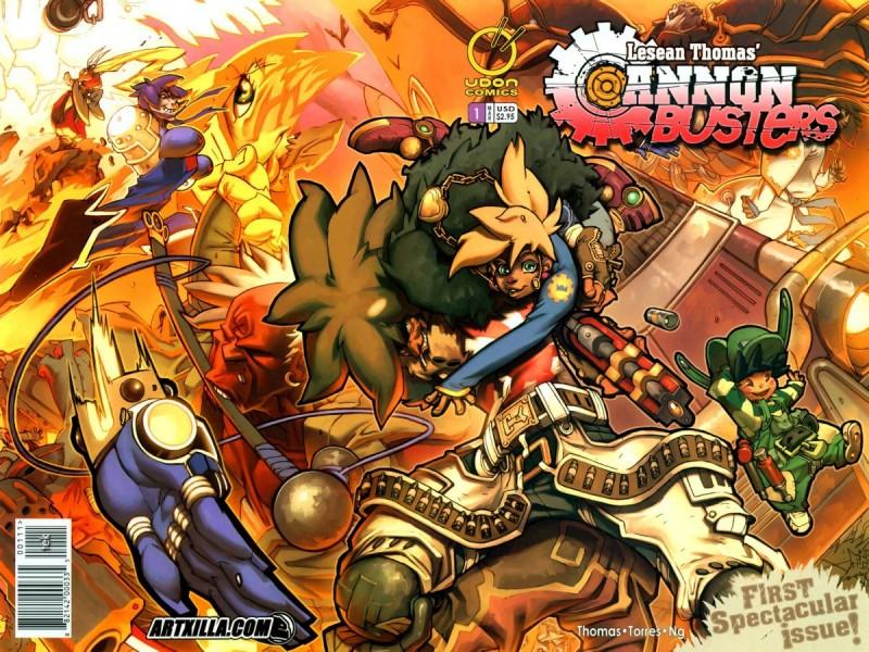 最新动画《砲弹克星》 美漫迷不可错过的多国合作作品