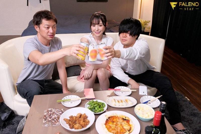桥本ありな(桥本有菜) 作品FSDSS-274 :陪着男友去喝酒顺便睡了他兄弟。