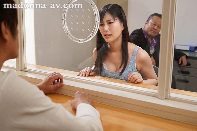 """""""堀内未果子""""作品JUL-638 :恶劣搜查官栽赃美人妻满足自己的性欲!"""