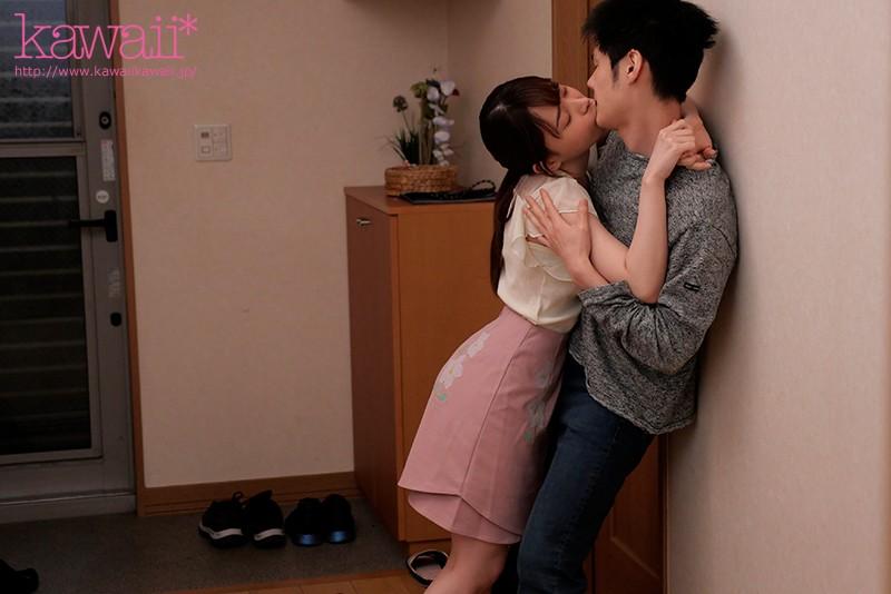 七瀬アリス(七濑爱丽丝)作品CAWD-238:美女大学生一喝醉就变接吻魔勾引同学中出一整晚。