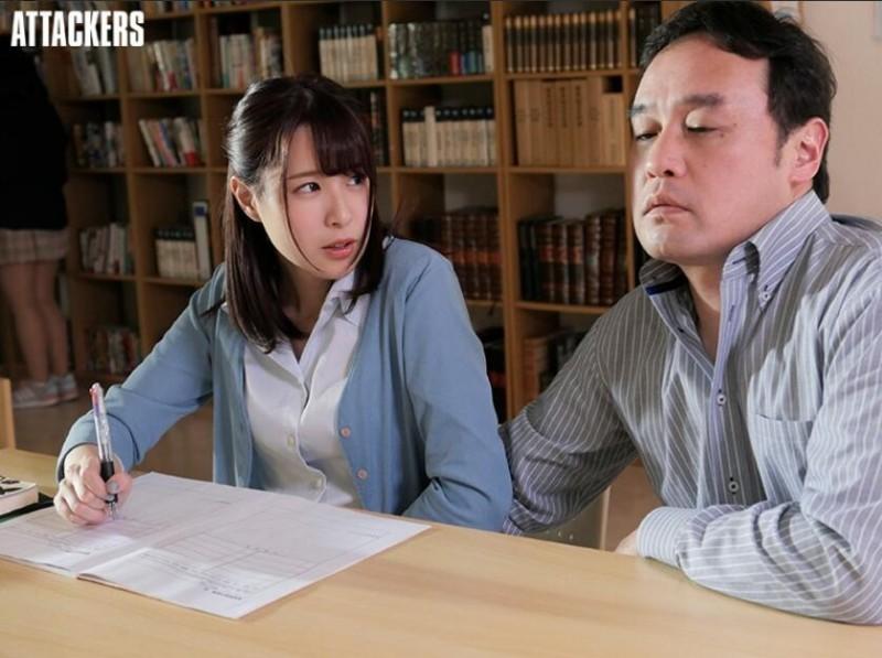 二宫光(二宫ひかり)ADN-330:靓妹多年后回母校教书被狼师耻辱强制为爱鼓掌!