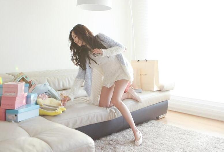 金秀妍 韩国高颜值少女时代成员写真照及作品推荐