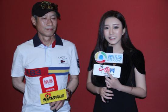 网红演员罗云琦与2届影帝刘佩琦拍戏时不为人知的琐碎事!